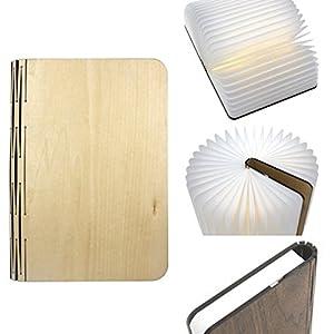 GranVela GreenO Book Lights Night Light Small Desk Lamp USB Lamp Decor Night Lamp Christmas Gift-- by GranVela