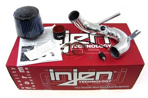 2010 Toyota Prius Hybrid 1.8L 4Cyl Polish Injen Shortram Air Intake Kit