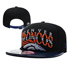 NFL Denver Broncos 9FIFTY Snapback Hat by New Era