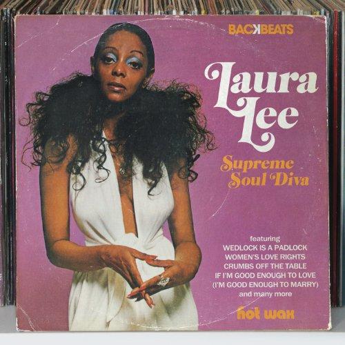 Backbeats Artists Series-Laura Lee
