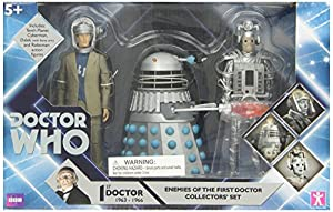 Doctor Who Enemies of the 1st Doctor Action Figure