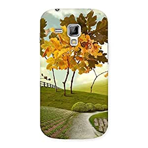 Cute Way Back Case Cover for Galaxy S Duos