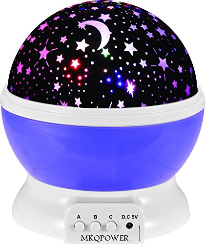 starry-sky-projector-mkqpower-rotating-3-modes-starlight-ceiling-lighting-romantic-projector-lovely-