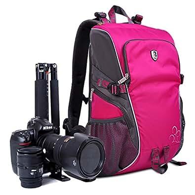 Simple Unique Womens Digital Slr Camera Bag DSLR By Janinekingdesigns