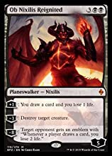 Magic the Gathering - Ob Nixilis Reignited 119274 - Battle for Zendikar