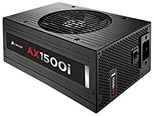 Corsair AX1500i 1500 Watts ATX 12V/EPS 12V