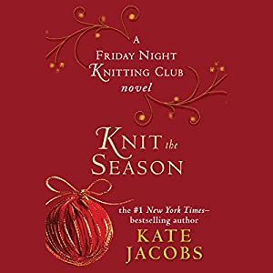 Knit the Season Audiobook