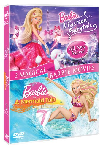 Barbie in a Mermaid Tale/A Fashion Fairytale Box Set [DVD]