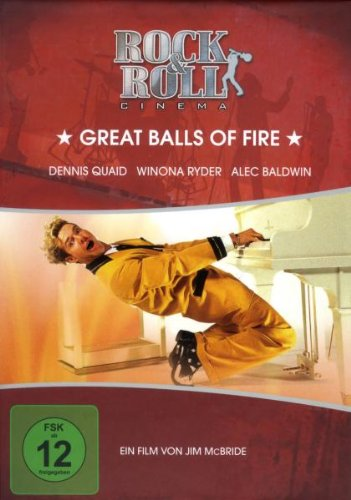 Great Balls of Fire-Jerry Lee Lewis (Rock & Roll Cinema DVD 09)