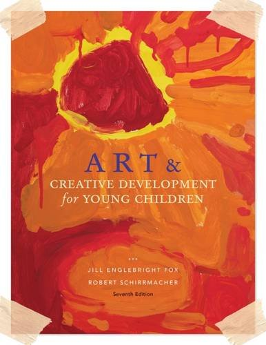 Art and Creative Development for Young Children (What's New in Early Childhood)