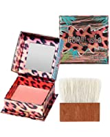 BENEFIT COSMETICS CORALista - coral blush for a tropical flush FULL SIZE 8.0 Net wt. 0.28 oz.