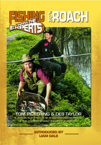 Fishing With the Experts - for Roach [DVD]