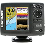 Lowrance 000-11655-001 Elite-5 Chirp with 83/200 Plus 455/800 Transducer