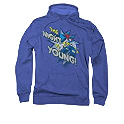 DC: Batgirl The Night is Young T-Shirt