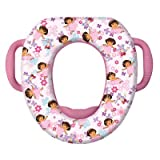 Dora The Explorer Butterfly Buddies Soft Potty Seat