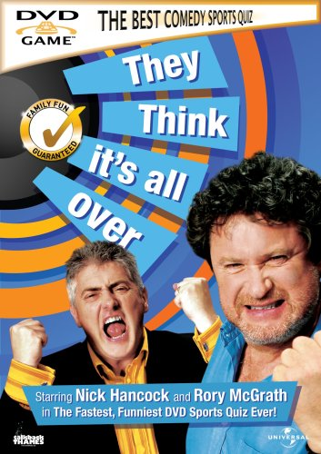 They Think It's All Over (BBC) [DVD Interactive Game] [Interactive DVD]