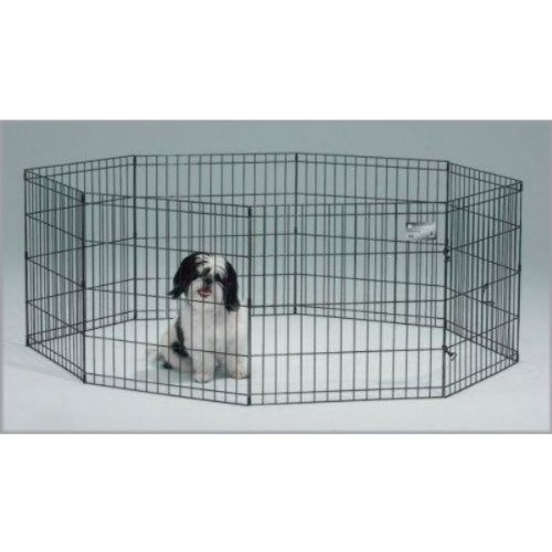 Stunning puppy fence indoor gallery decoration design for Indoor fence design