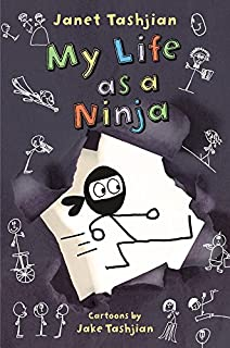 Book Cover: My Life as a Ninja