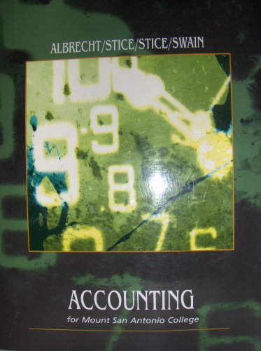 Accounting for Mount San Antonio College
