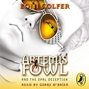 Artemis Fowl and the Opal Deception Audiobook