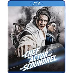 The Chef, The Actor, The Scoundrel [Blu-ray]
