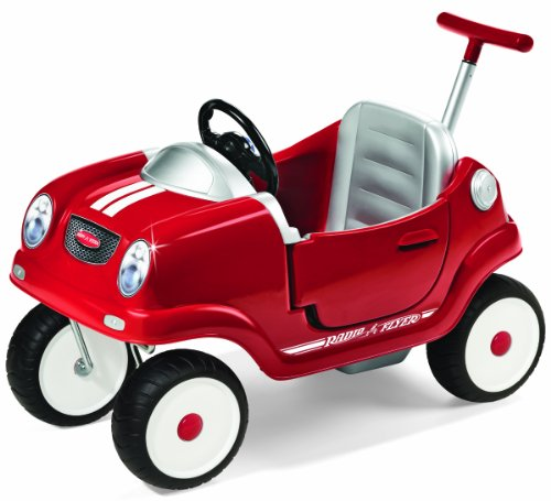 Read About Radio Flyer Radio Flyer Steer and Stroll Coupe