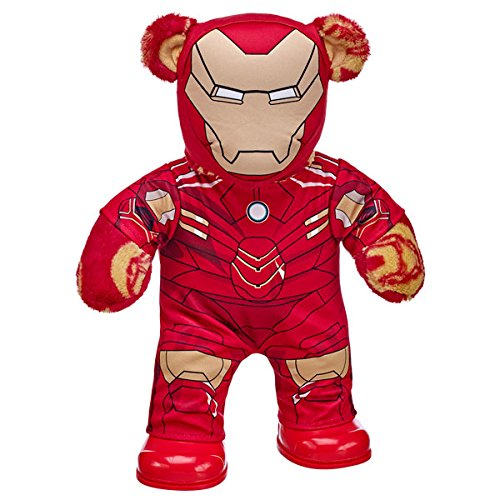 Build a Bear Workshop Iron Man Teddy Bear in Iron Man Teddy Bear Costume build a bear workshop promise pets pink dog leash