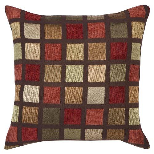 Spencer Enterprises Decorative Windowpane Pillow