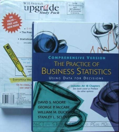 The Practice of Business Statistics Upgrade Study Pack