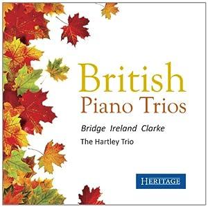 British Piano Trios: Bridge Ireland Clarke