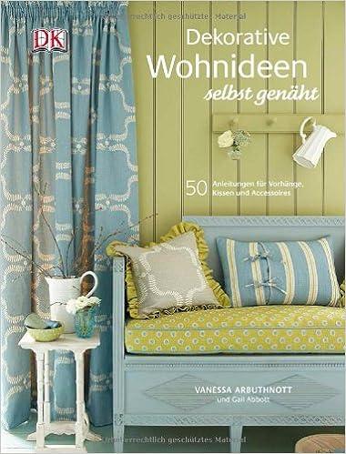 dekorative wohnideen selbst gen ht 50 anleitungen f r vorh nge. Black Bedroom Furniture Sets. Home Design Ideas