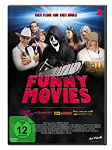 Funny Movies (4 DVDs)