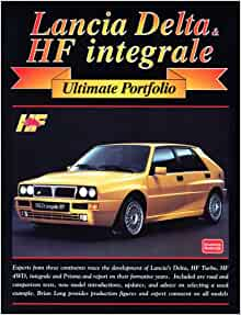 Lancia Delta & HF Integrate Ultimate Portfolio: R.M. Clarke