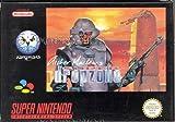 echange, troc Super dropzone - Super Nintendo - PAL