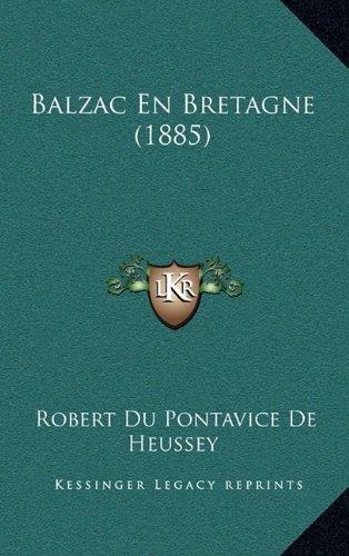 Balzac En Bretagne (1885)