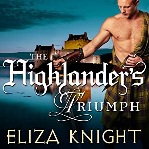 The Highlander's Triumph Audiobook