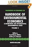 Handbook of Environmental Economics, Volume 3: Economywide and International Environmental Issues