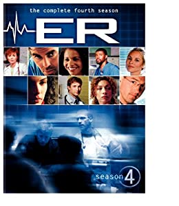 ER: The Complete Fourth Season by Warner Home Video