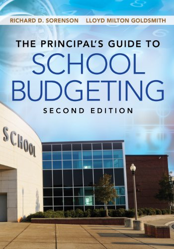 Pdf the principal 39 s guide to school budgeting by richard for Sorenson tips