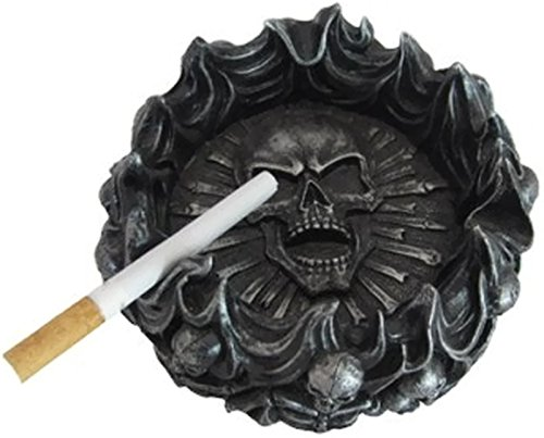 Eternal Pyre Skull Ashtray