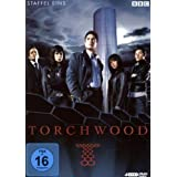 "Torchwood - Staffel Eins [4 DVDs]von ""John Barrowman"""