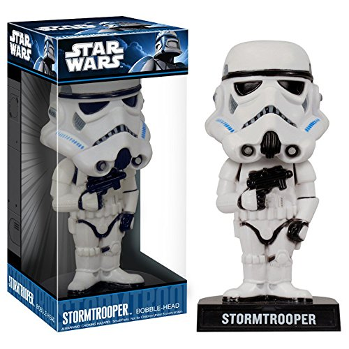 [Import Anglais]Star Wars Storm Trooper Bobble Head