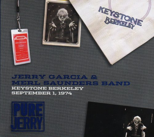 Keystone Berkeley: September 1, 1974 by The Jerry Garcia Band