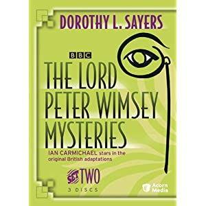 The Lord Peter Wimsey Mysteries: Set 2 movie