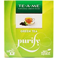 TE-A-ME Green Tea, 10 Tea Bags