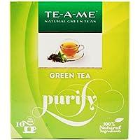 TE-A-ME Green Tea, 10 Tea Bags