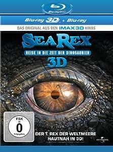 IMAX: Sea Rex 3D: Reise in die Zeit der Dinosaurier (+ Blu-ray) [Blu-ray 3D]
