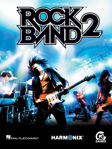 Rock Band 2 - PVG Piano, Chant et Guitare Partitions