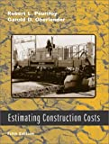 img - for By Robert Peurifoy - Estimating Construction Costs: 5th (fifth) Edition book / textbook / text book