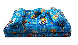Loomkart Kids Cotton Bedding Set (Set of 5) (0 -12 Months)